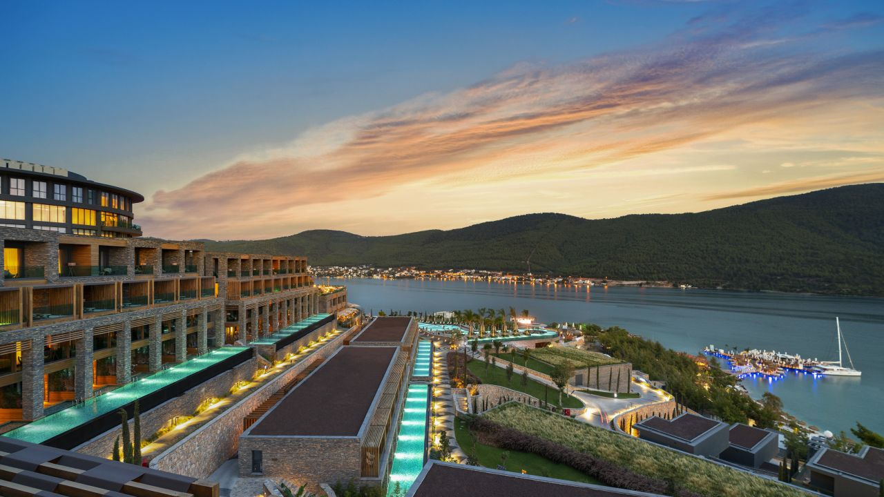 Lujo Hotel Bodrum Güvercinlik Holidaycheck Türkische ägäis