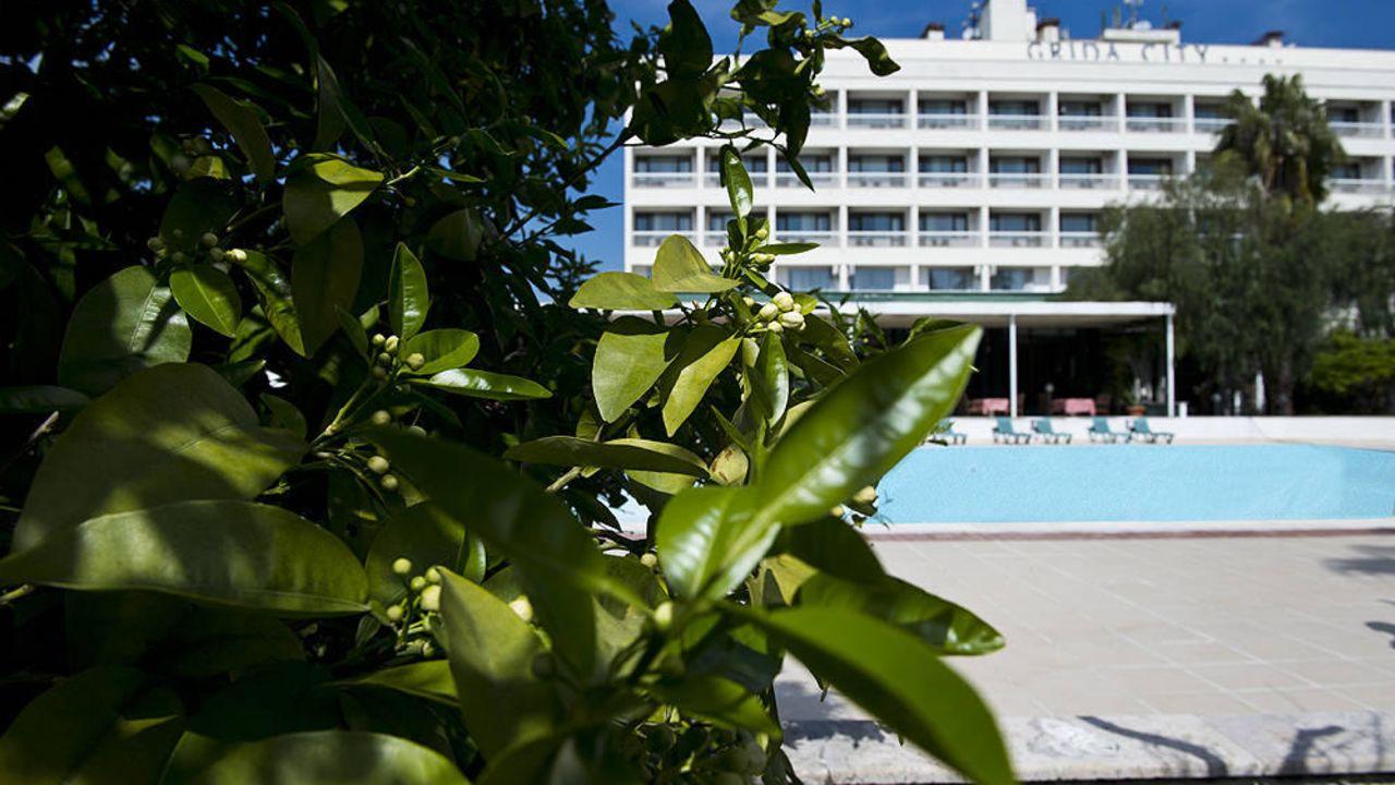 Hotel Grida City Antalya Holidaycheck Turkische Riviera Turkei