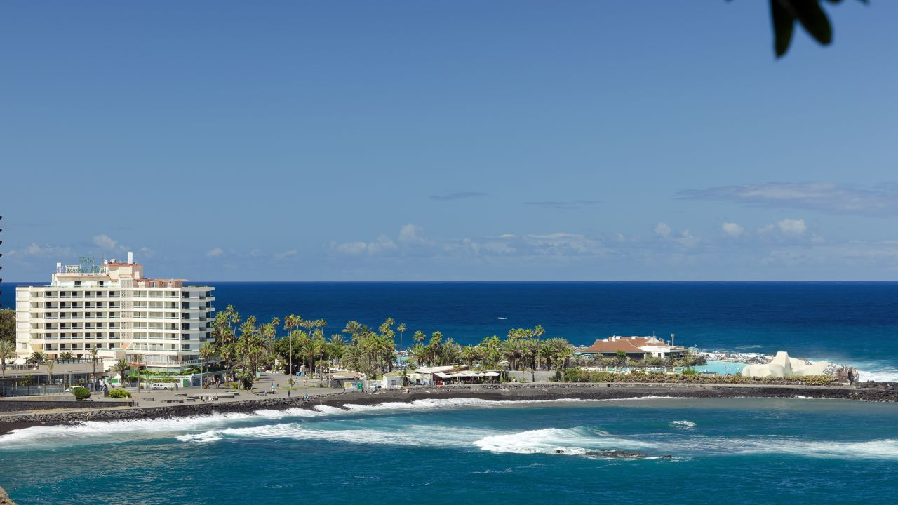 Hotel h10 tenerife playa puerto de la cruz holidaycheck teneriffa spanien - Playa puerto de la cruz tenerife ...