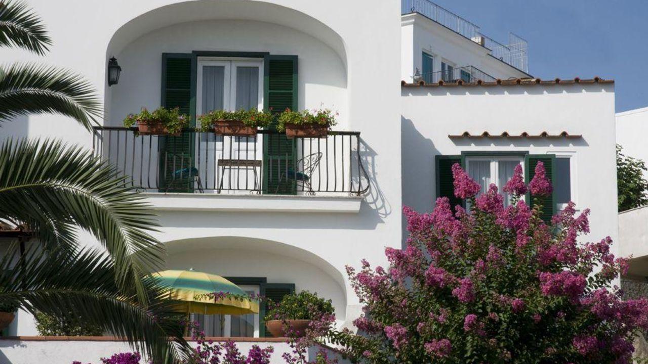 Hotels Lacco Ameno Ischia Italien