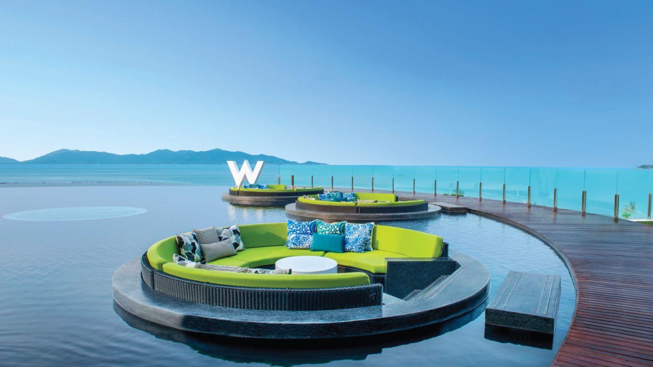 W Koh Samui Maenam Holidaycheck Koh Samui Thailand