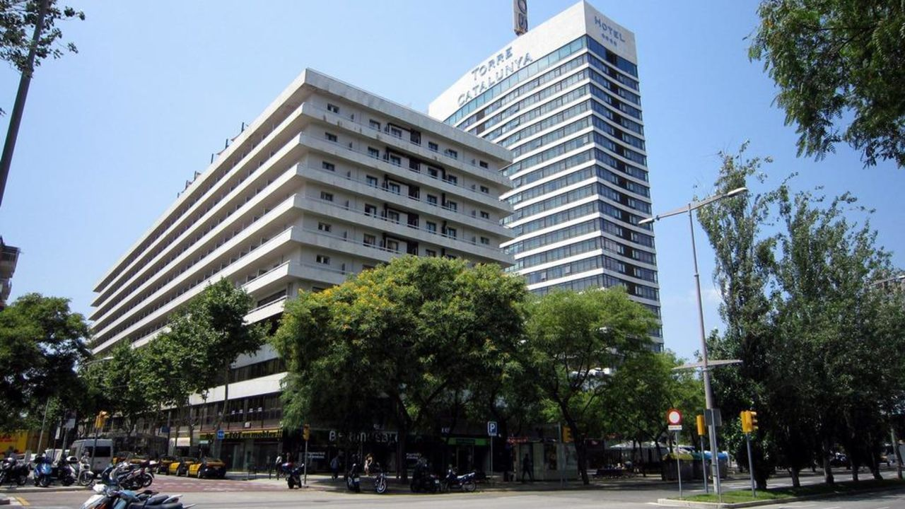Expo Hotel Barcelona Barcelona Holidaycheck Katalonien Spanien