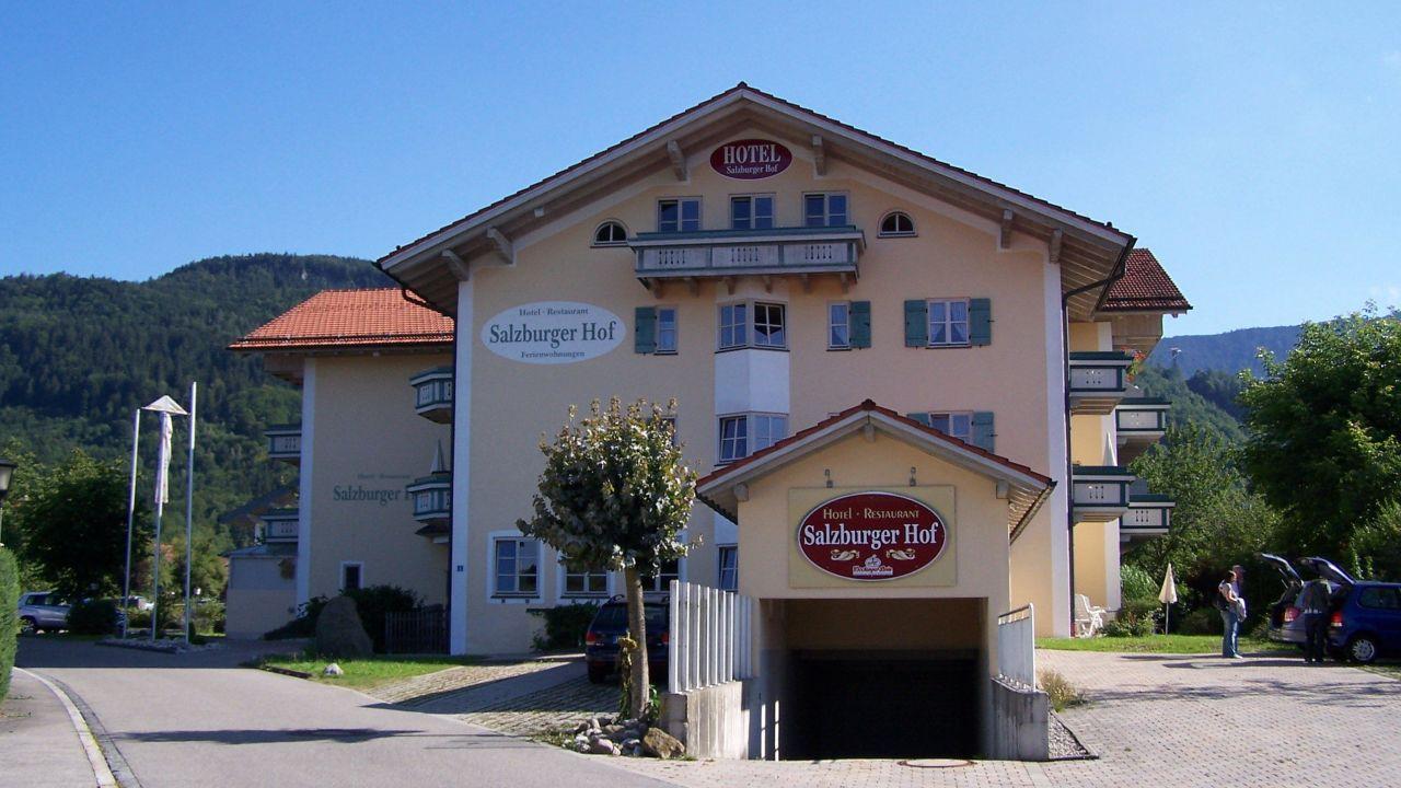 Hotel Salzburger Hof Bergen Bewertung
