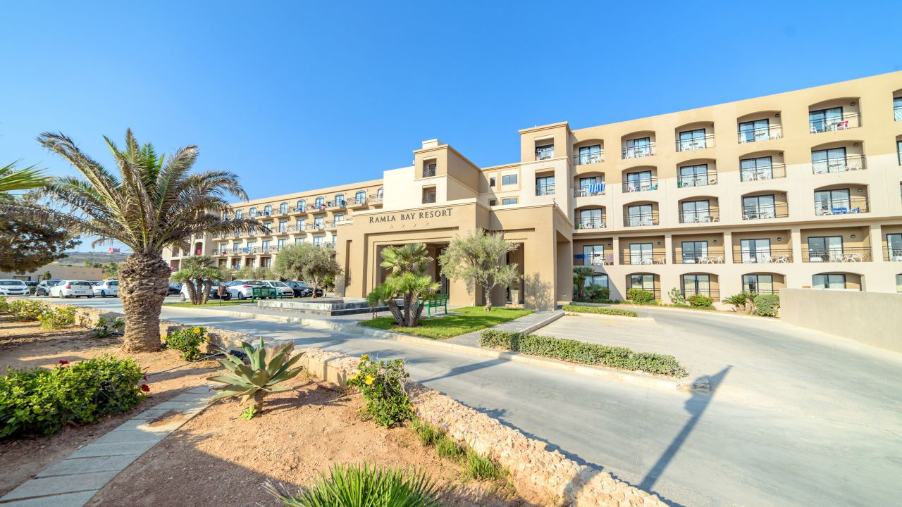 Ramla Bay Resort Mellieha Holidaycheck Majjistral Malta
