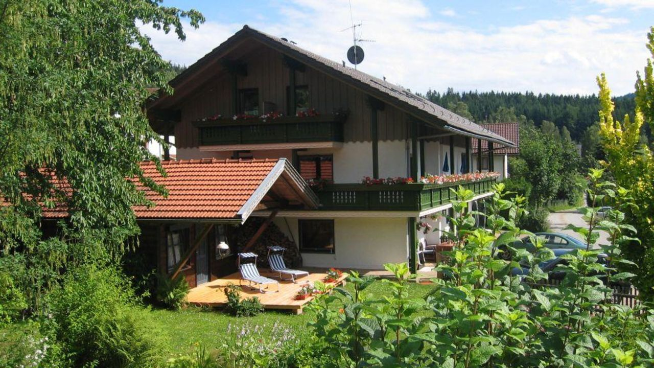 Pension Weigert Bodenmais Holidaycheck Bayern Deutschland