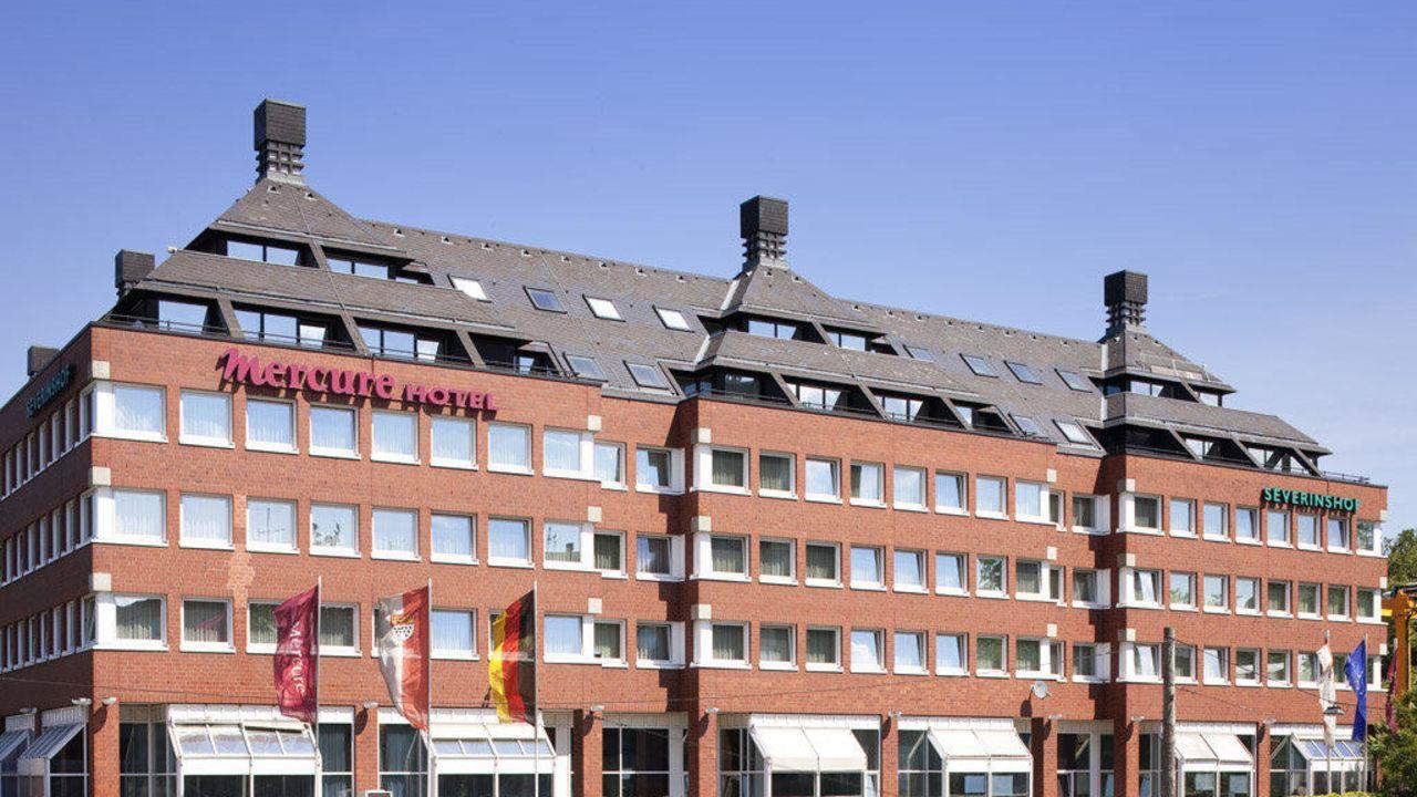 Mercure Hotel Severinshof Koeln City