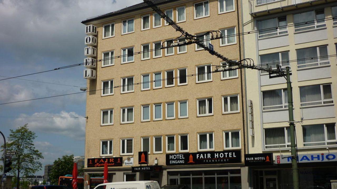 Hotel An Der Messe Frankfurt