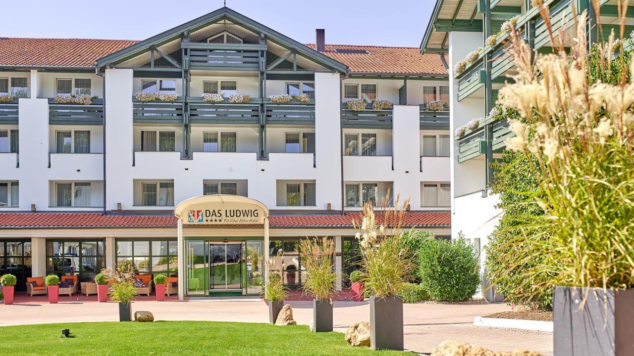 Quellness Hotel Bad Griesbach Das Ludwig