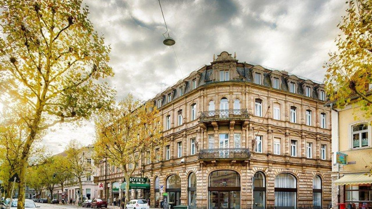 Hotel National Bamberg Bewertung