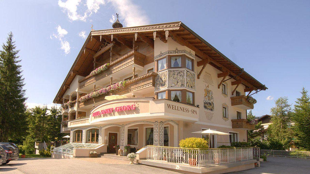 Hotel Garni St Georg Seefeld