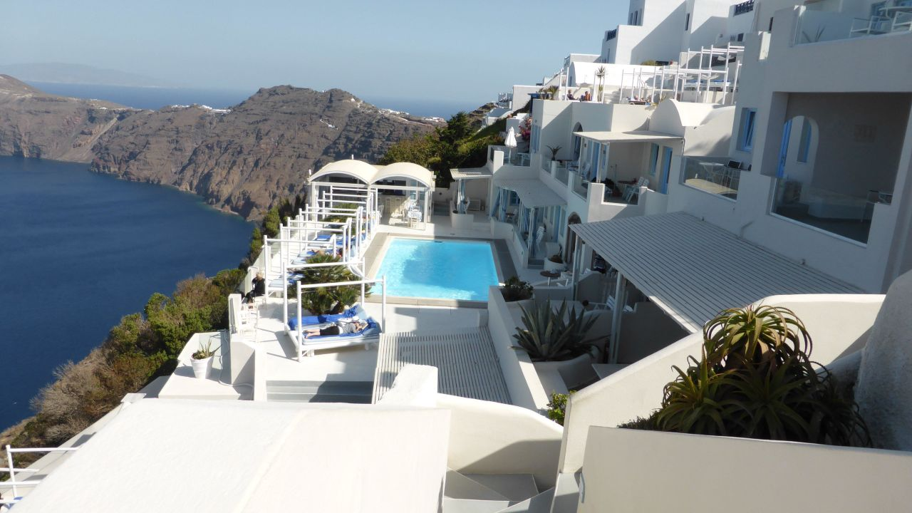 Andromeda Villas And Spa Resort Santorini