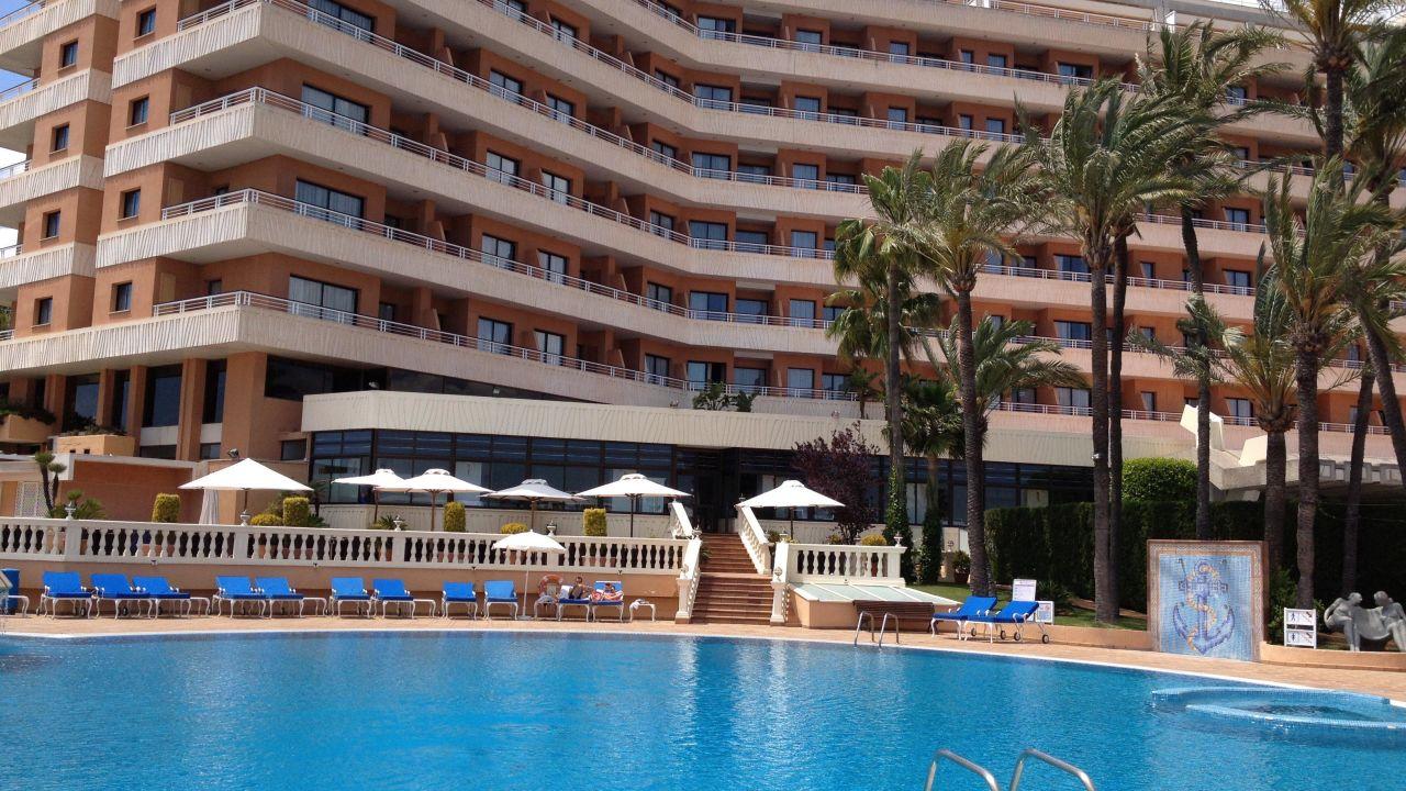 Gpro hotel valparaiso palace spa palma de mallorca - Spa palma de mallorca ...