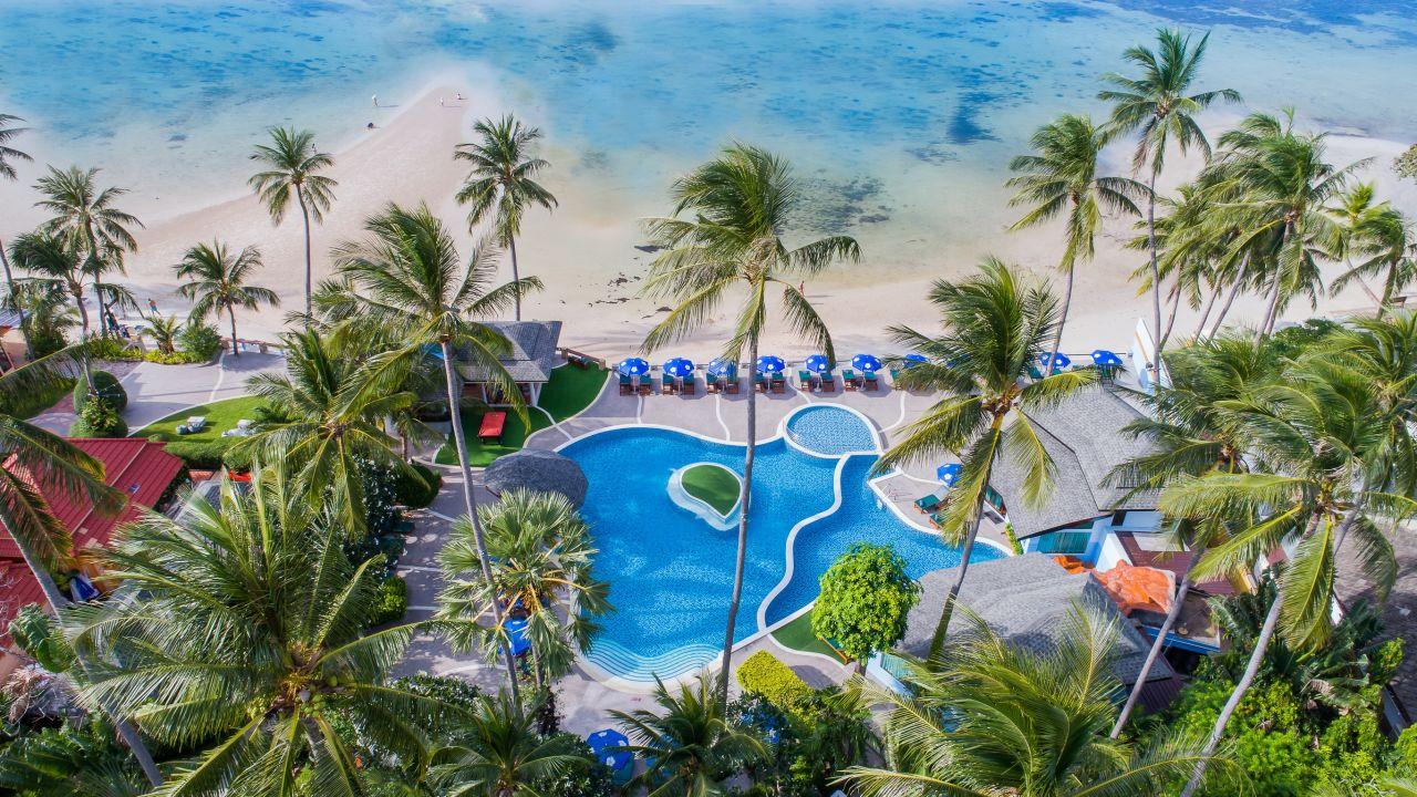Chaba Cabana Beach Resort Chaweng Beach Holidaycheck Koh Samui