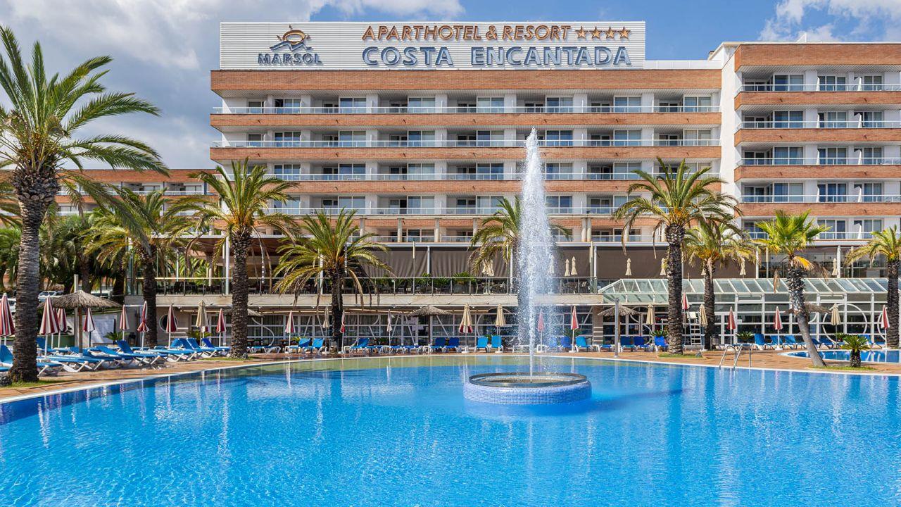 Hotel Marsol Lloret De Mar Bewertung