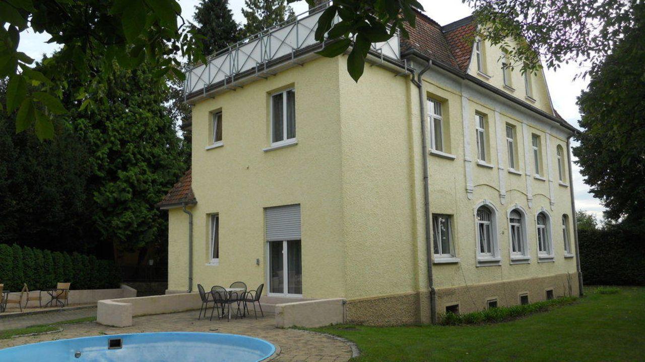 Villa Von Soden Hotel Garni Zeppelinstr   Friedrichshafen