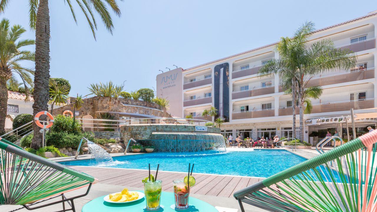 Hotel Planamar Malgrat De Mar Bewertung