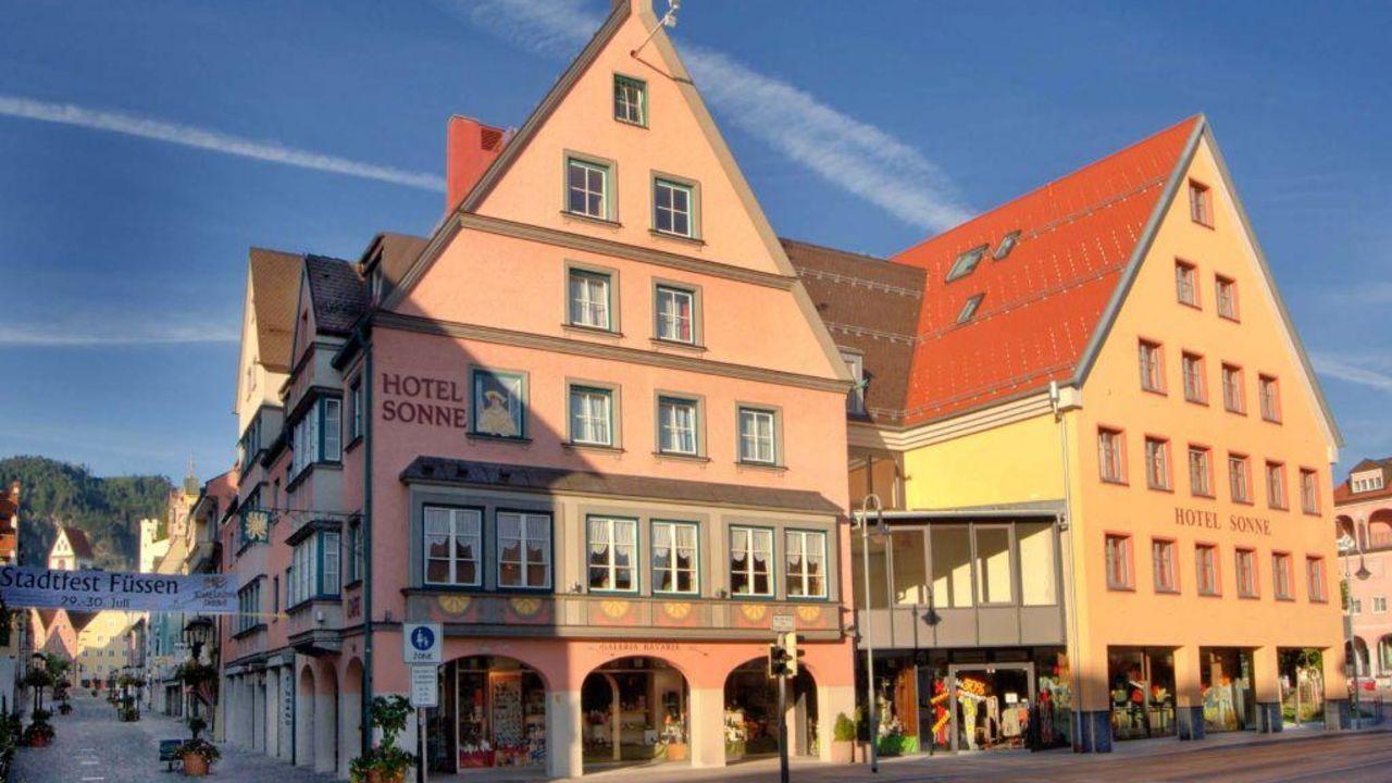 Bewertung Hotel Sonne Fussen