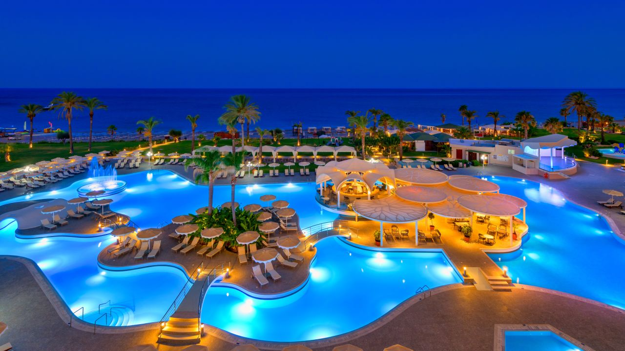 Rodos Palladium Leisure Wellness Faliraki Holidaycheck Rhodos