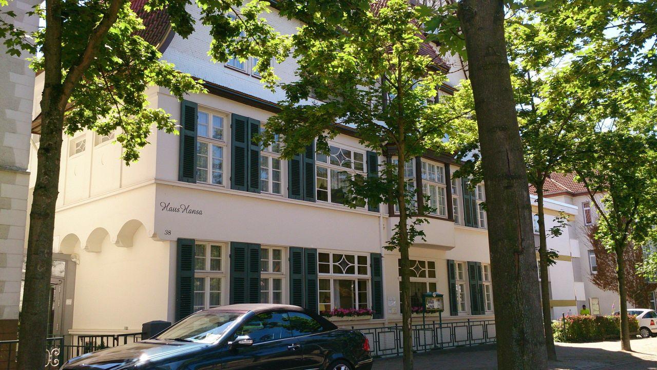 Hotel Haus Hansa Bad Salzuflen • HolidayCheck Nordrhein