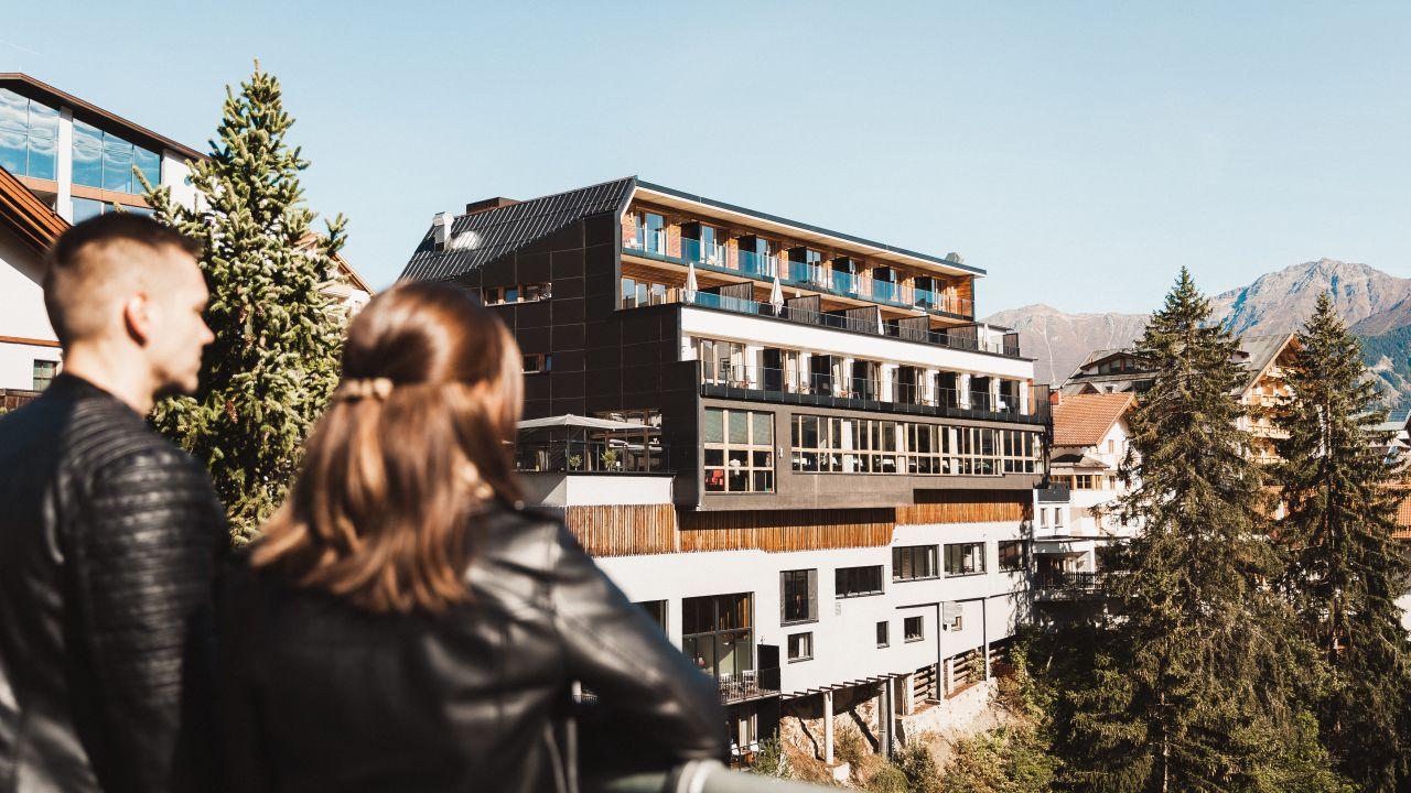 Serfaus Hotels  Sterne