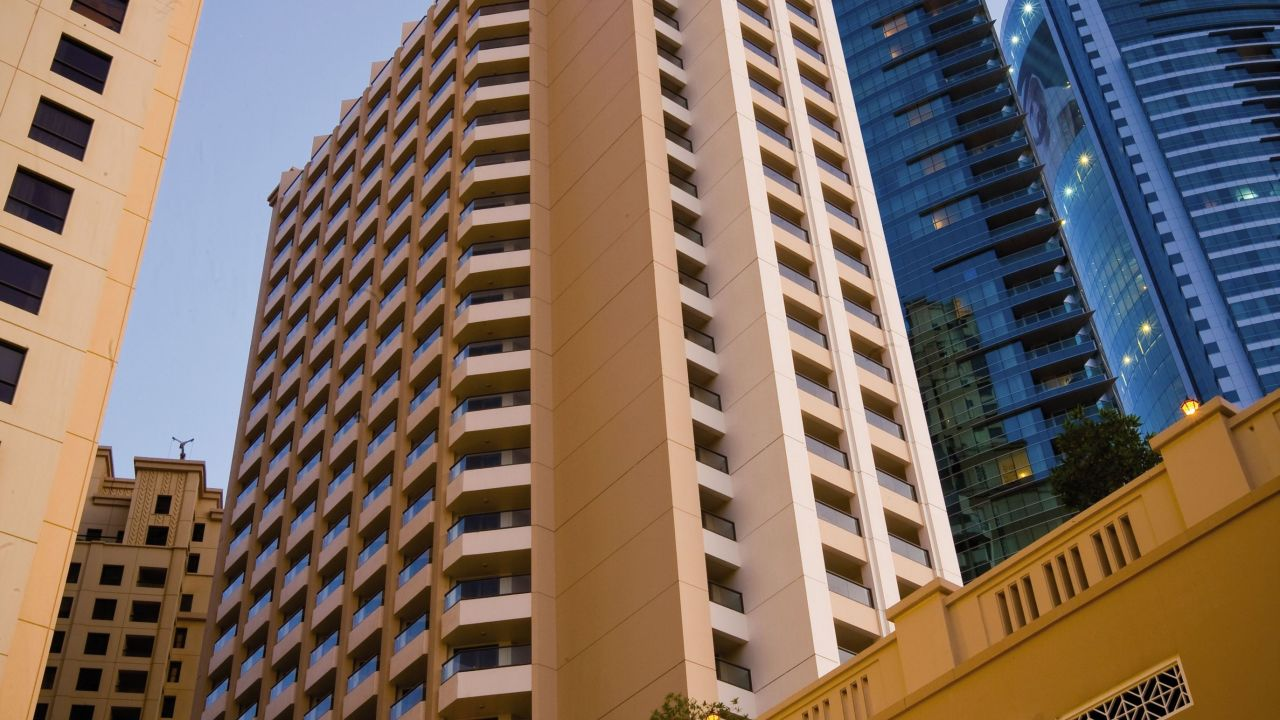 Mövenpick Hotel Jumeirah Beach (Dubai) • HolidayCheck (Dubai ...
