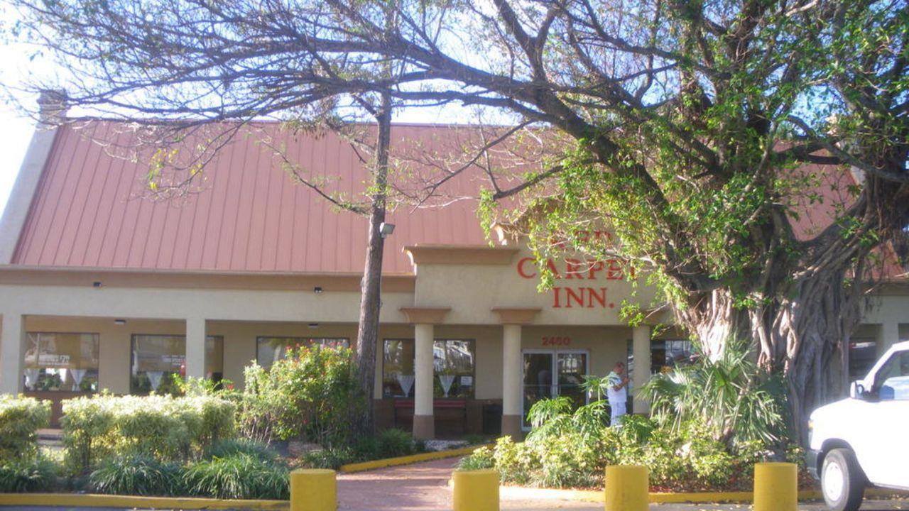 Hotel Red Carpet Inn Airport Fort Lauderdale Dania Beach