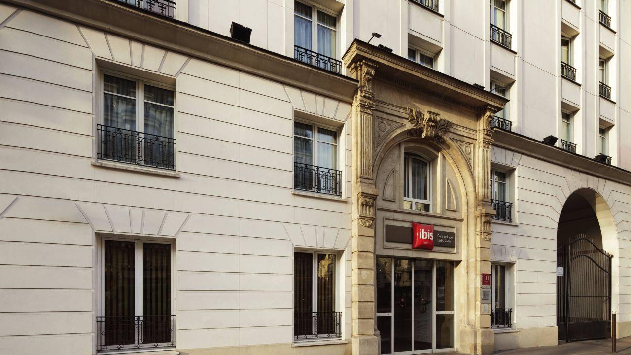 Ibis hotel paris gare de lyon ledru rollin 12 me paris for Frankreich hotel paris