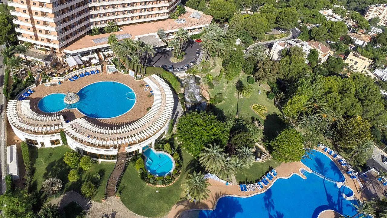 gpro hotel valparaiso palace & spa in palma de mallorca ... - Hotels Mit Glutenfreier Küche Auf Mallorca
