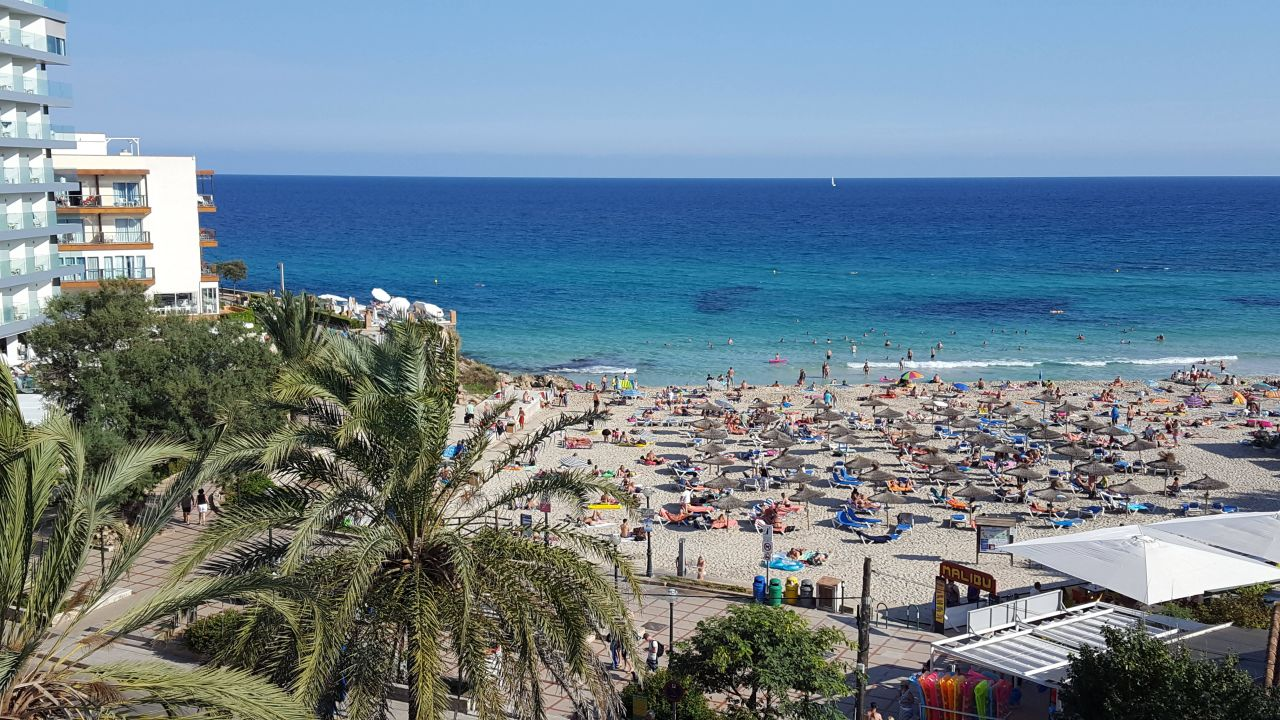 Allsun Hotel Lago Playa Park Spanien Mallorca Cala Ratjada