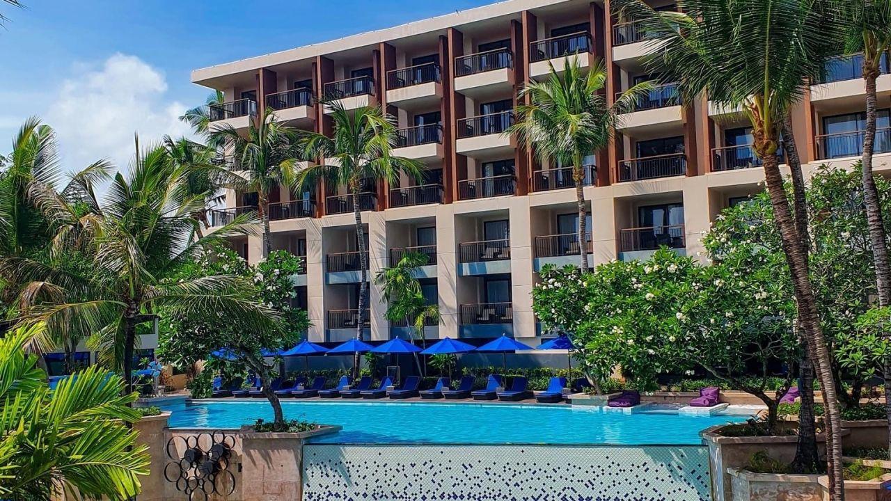 Jw Marriott Phuket Resort Spa Pantip