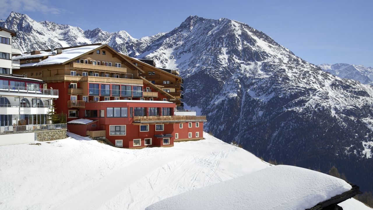 Hotel Alpenfriede Hochsolden Holidaycheck Tirol Osterreich