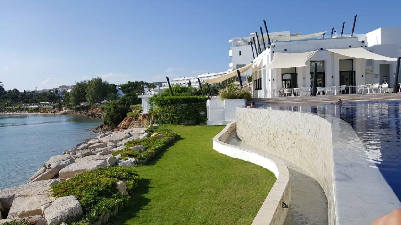 Hotel La Badira Tunesien