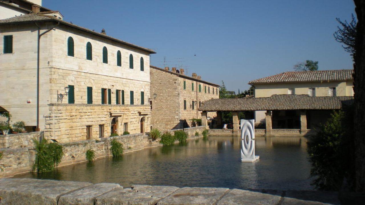 Hotel albergo le terme bagno vignoni holidaycheck toskana italien - Albergo le terme bagno vignoni ...