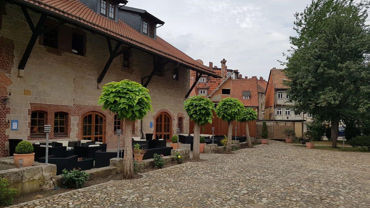 Best Western Hotel Schlossmuhle Quedlinburg Holidaycheck