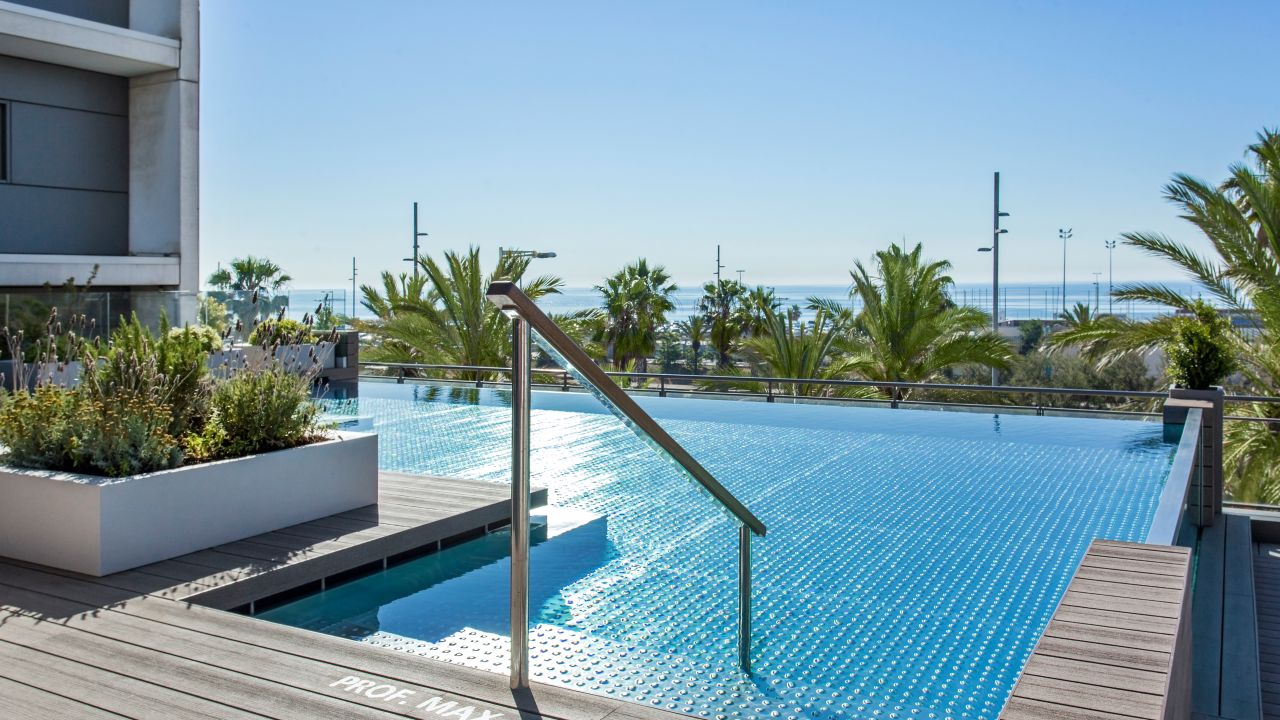 Occidental Atenea Mar Adults Only Barcelona Holidaycheck