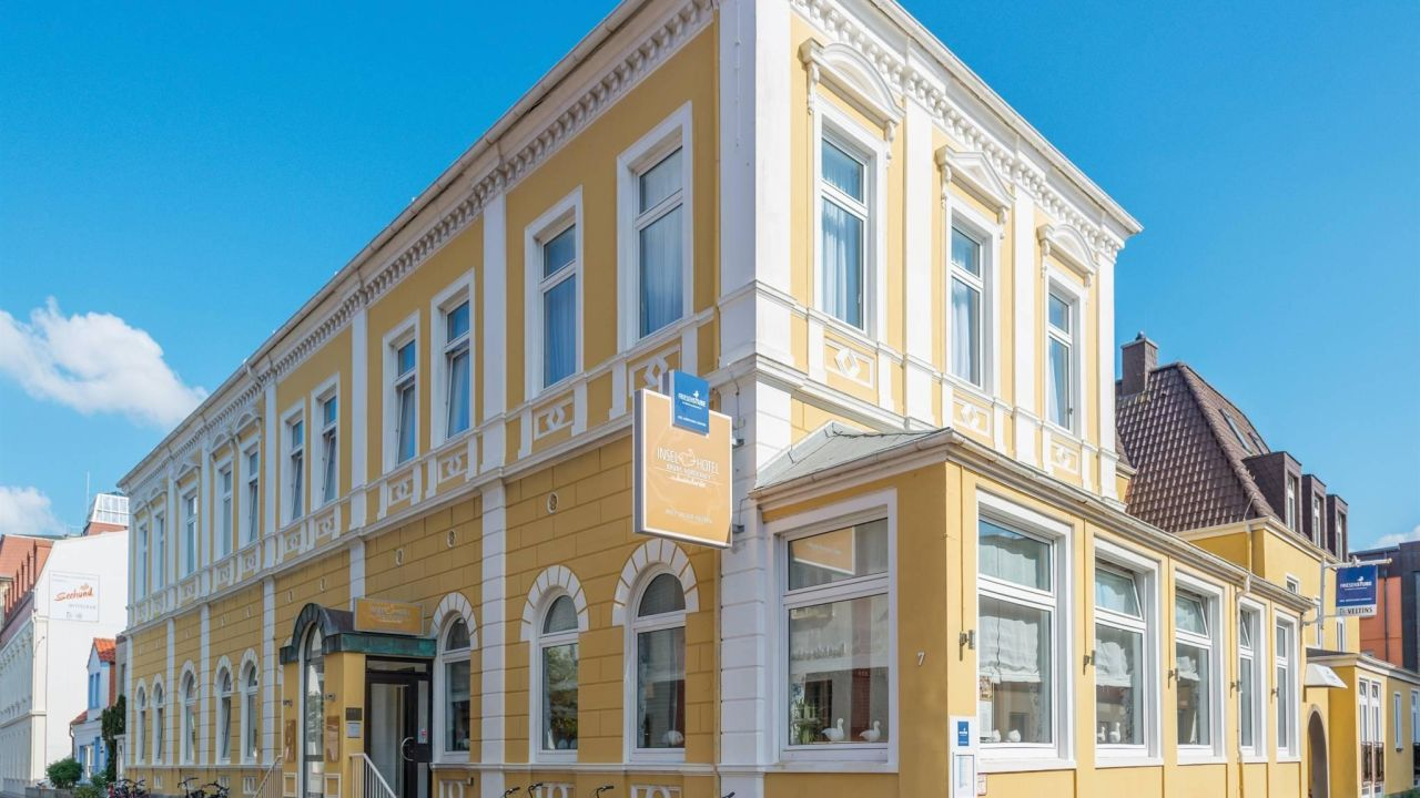 Hotel in norderney hotel am damenpfad norderney germany for Designhotel norderney