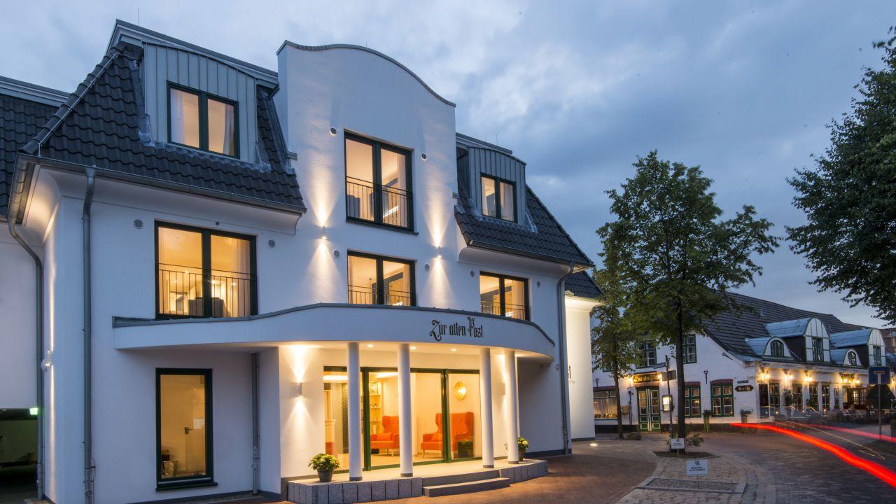 Hotel Zur Alten Post Busum Holidaycheck Schleswig Holstein