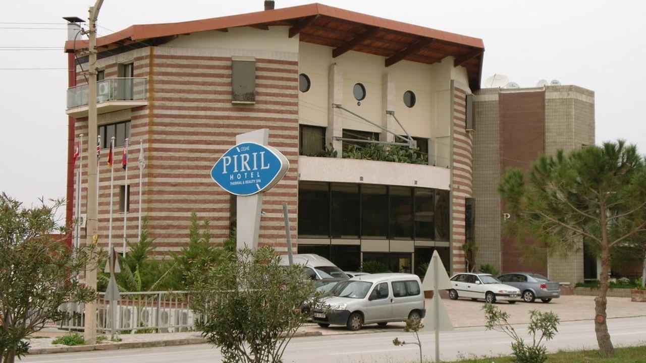 Piril Hotel Cesme Bewertung