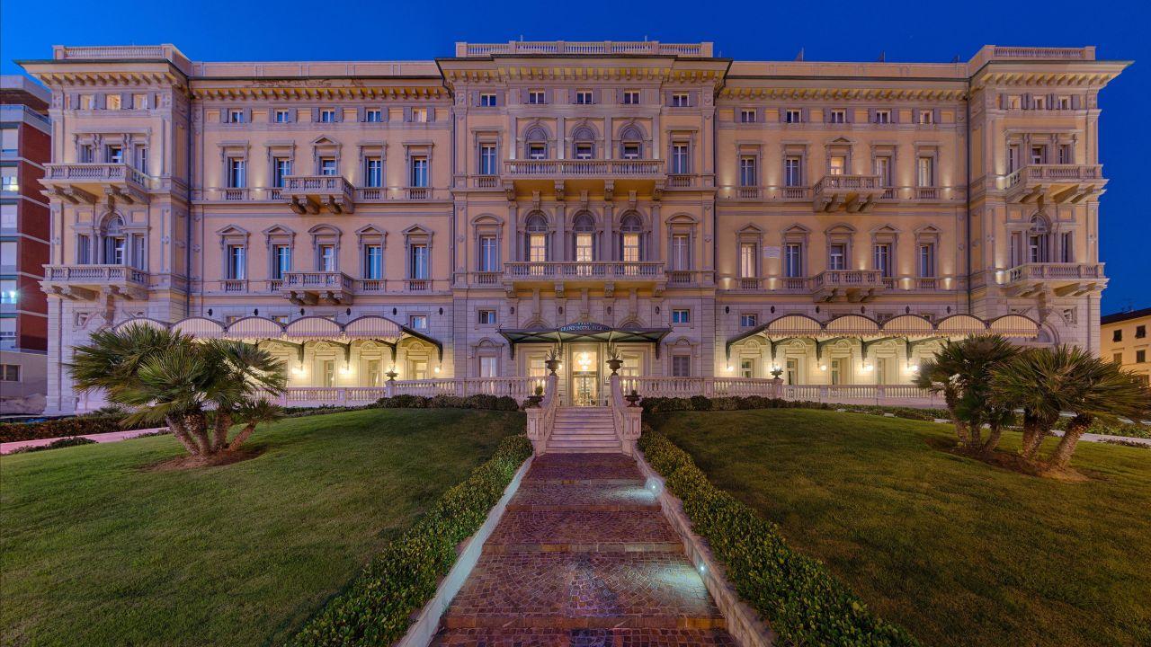 Grand Hotel Palazzo Livorno Spa