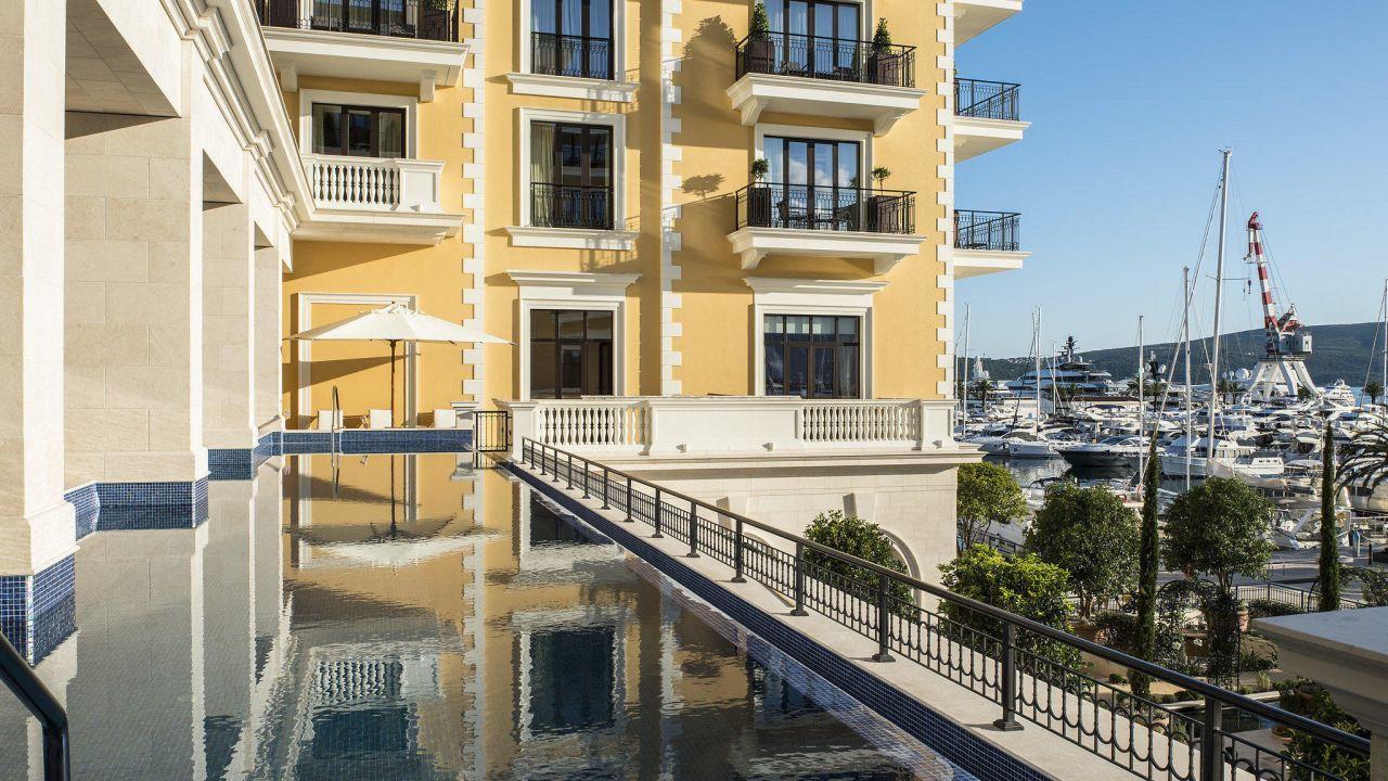 Porto Montenegro Karte.Hotel Regent Porto Montenegro Tivat Holidaycheck Primorski