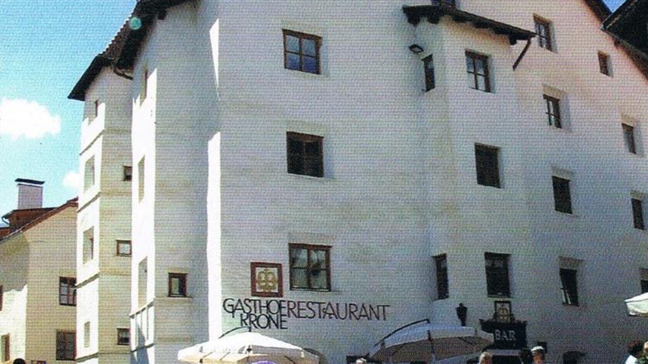 Belvenu Boutique Hotel Glurns