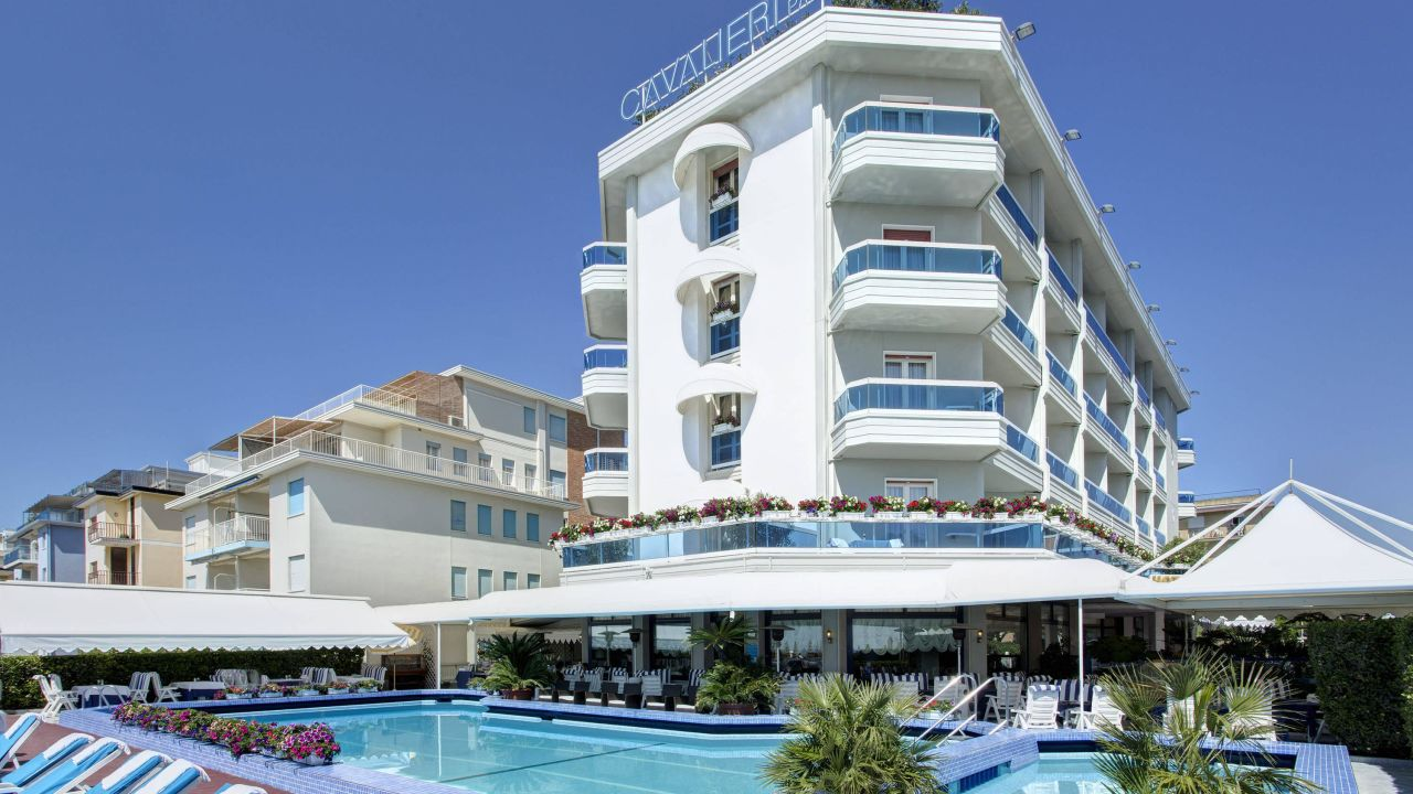 Hotel Cavalieri Palace Jesolo Holidaycheck Venetien Italien