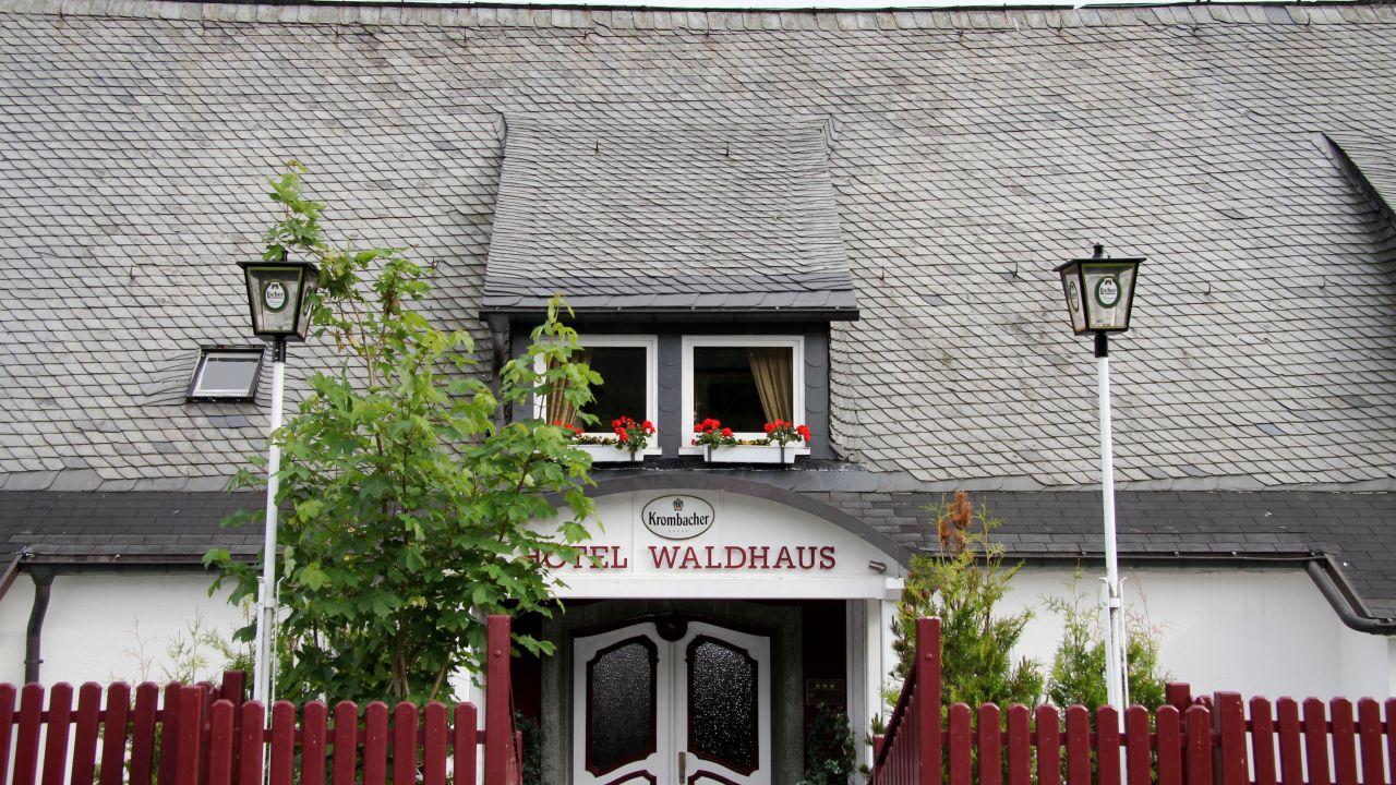Verwonderlijk Hotel Das Waldhaus Winterberg (Winterberg) • HolidayCheck TX-22
