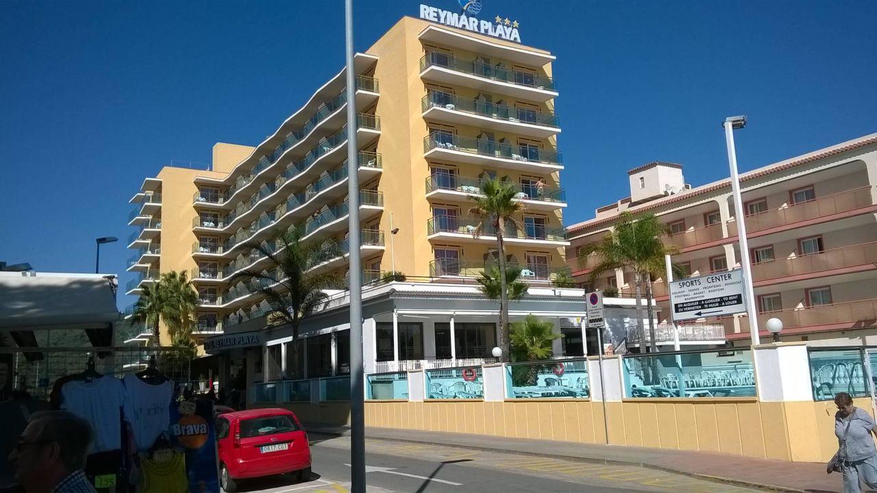 Hotel Reymar Playa Holidaycheck