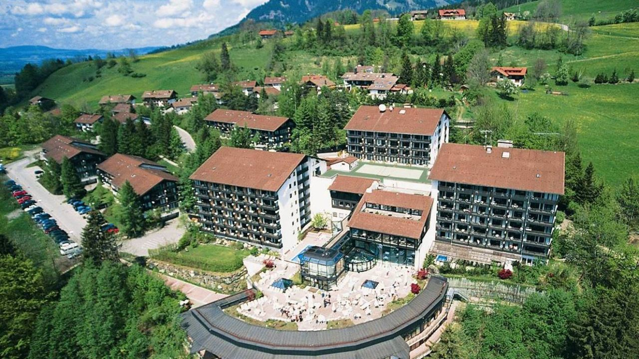 Hotel allg u stern sonthofen holidaycheck bayern for Hotel in sonthofen und umgebung