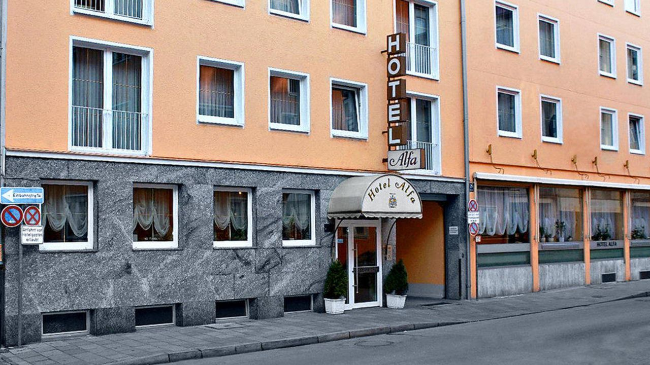 Hotel Alfa Zentrum Munchen Holidaycheck Bayern Deutschland