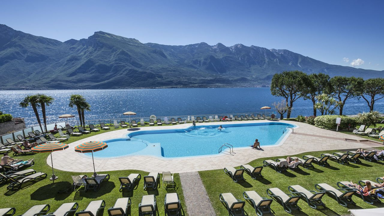 Hotel La Limonaia Limone Sul Garda Holidaycheck
