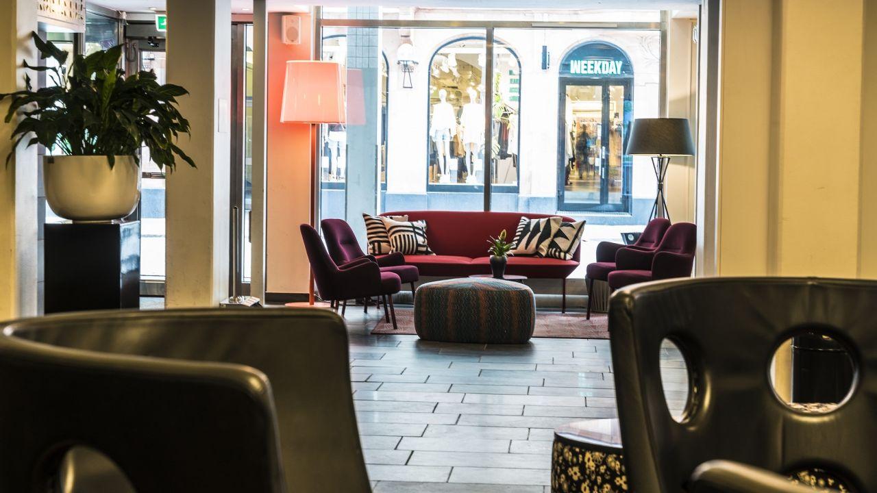 hotel scandic st j rgen malm holidaycheck s dschweden schweden. Black Bedroom Furniture Sets. Home Design Ideas