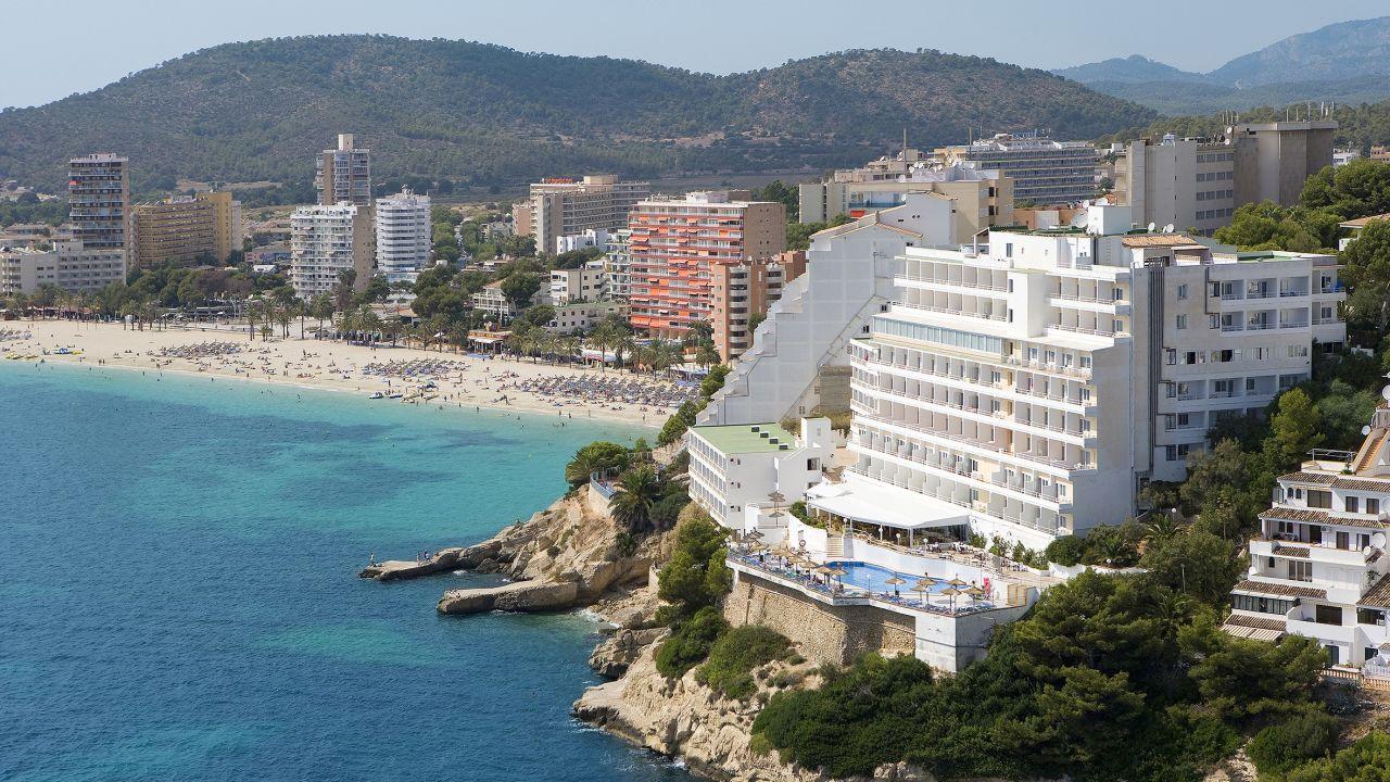 Universal hotel florida magaluf holidaycheck mallorca for Design hotel mallorca strand