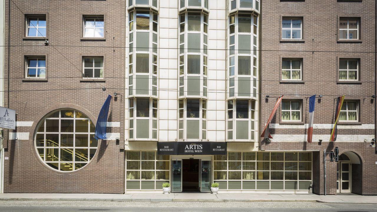 Arthotel Ana Enzian Wien Holidaycheck Wien Osterreich